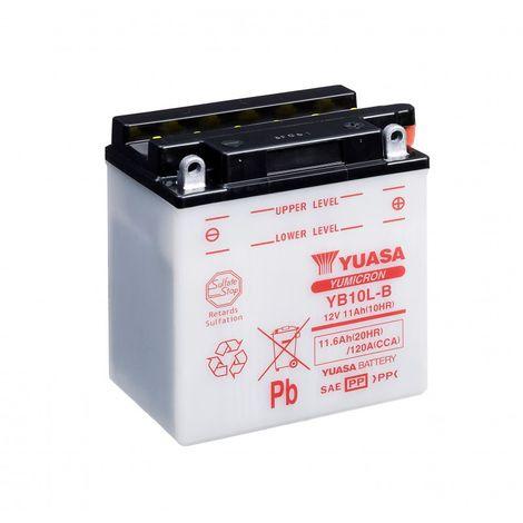 Batterie moto YUASA YB10L-B 12V 11.6AH 120A