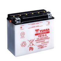 Batterie moto YUASA YB18-A 12V 18.9AH 215A