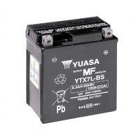 Batterie moto YUASA YTX7L-BS 12V 6.3AH 100A