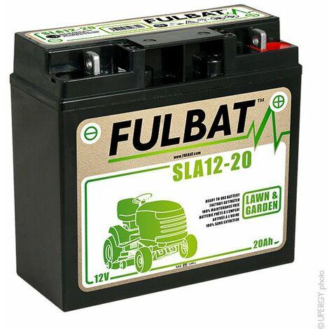 Batterie motoculture /moto NH1220 / SLA12-20 12V 20Ah
