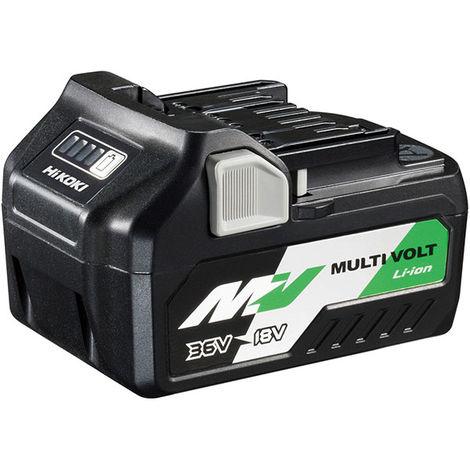 Batterie Multi Volt HIKOKI HITACHI BSL36A18 18V / 36V li-ion