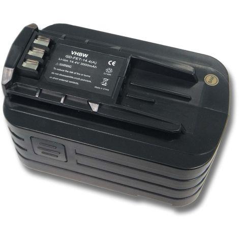 2x Batterie 12 V 2000 mAh remplace Festool Festo bps-12-c bpc-12 bps-12-s