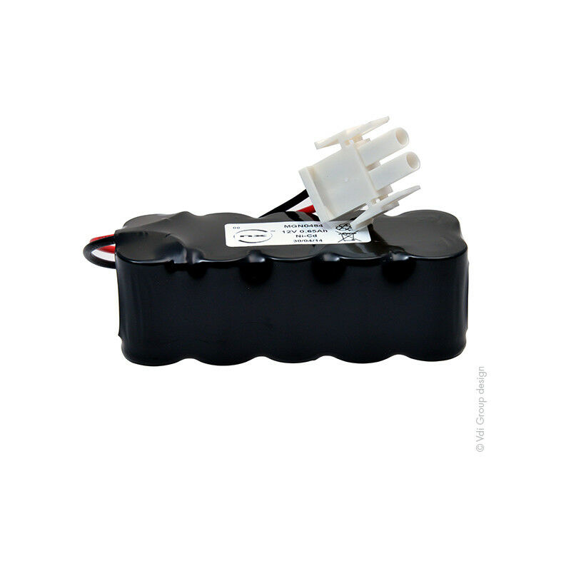 Nx ™ - NX - Batterie portes automatiques 10x 2/3A 10S1P ST2 12V 0.65Ah AMP