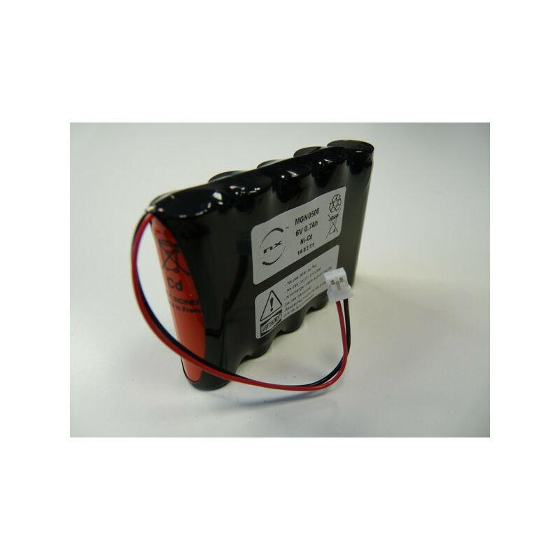 NX - Batterie NiCd 5x AA 5S1P ST1 6V 700mAh JST