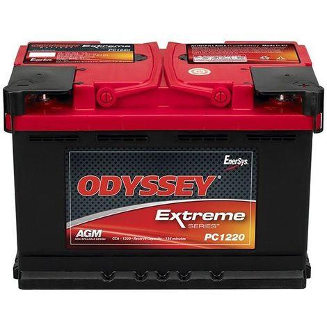 Batterie Odyssey PC1220 12v 70ah 680A