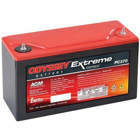 Batterie Odyssey PC370 12v 15ah 370A