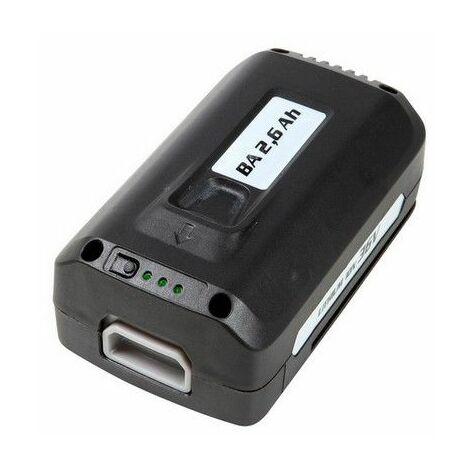 Batterie Oleo Mac et Kalaos 36V - 2.6 Ah