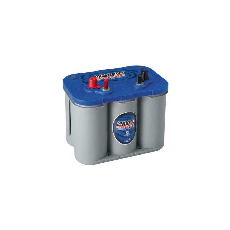 Batterie Dual Sprial Cell OPTIMA BLUE TOP BT DC - 4.2 12V 55AH 765 AMPS (EN)