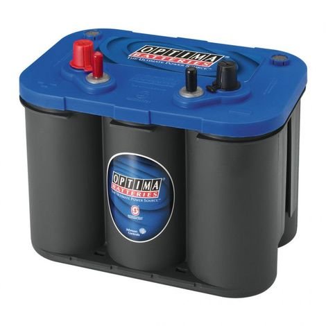 Batterie Optima BlueTop BTSLI4.2 12v 50ah 815A