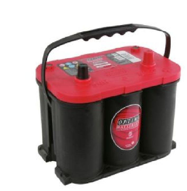 Batterie Optima Redtop RTR 4,2 - 12V 50Ah 815A