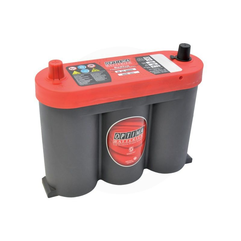 Batterie Redtop RTS 2,1 - 6V 50Ah 815A - Optima