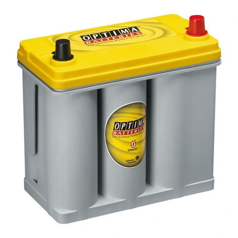 Batterie Optima Yellow Top YTR2.7 12v 38ah 460A