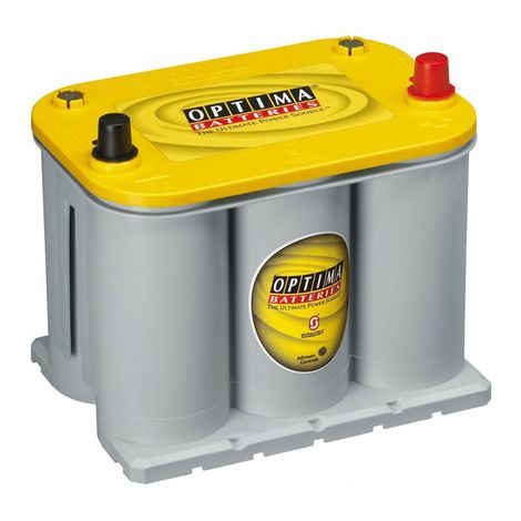 Batterie Optima Yellow Top YTR3.7 12v 48ah 660A