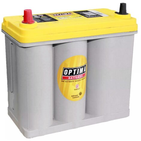 Batterie Optima Yellow Top YTS2.7 12v 38ah 460A