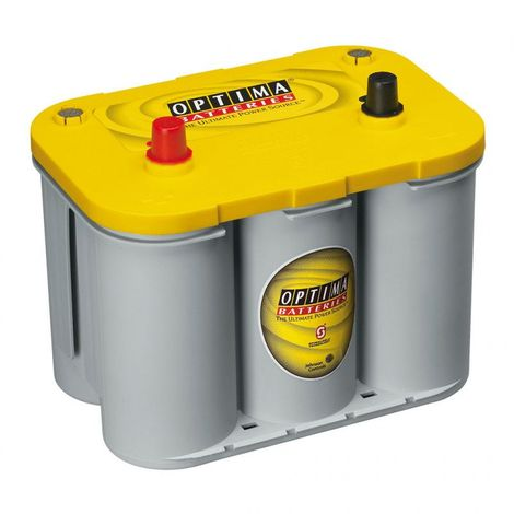 Batterie Optima Yellow Top YTS4.2 12v 55ah 765A