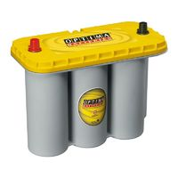 Batterie Optima Yellow Top YTS5.5 12v 75ah 975A