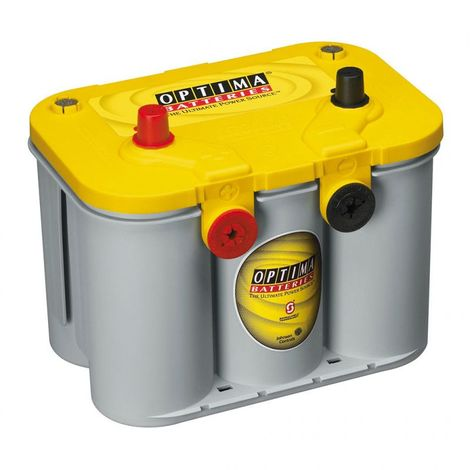 Batterie Optima Yellow Top YTU4.2 12v 55ah 765A