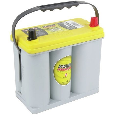 Batterie Optima Yellowtop YTR - 12V 38Ah 510A