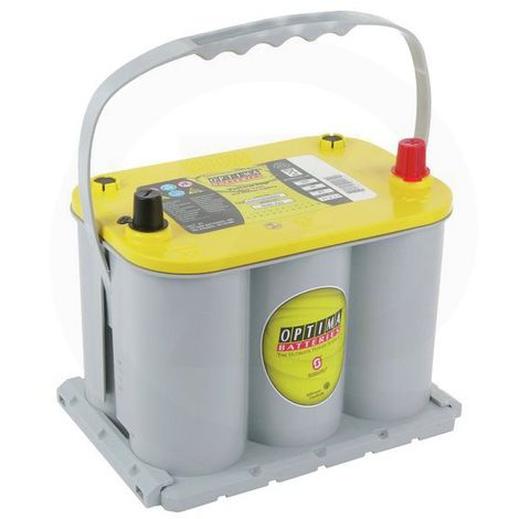 Batterie Optima Yellowtop YTR - 12V 48Ah 660A
