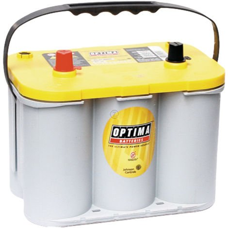 Batterie Optima Yellowtop YTS 2,7 - 12V 38Ah 575A