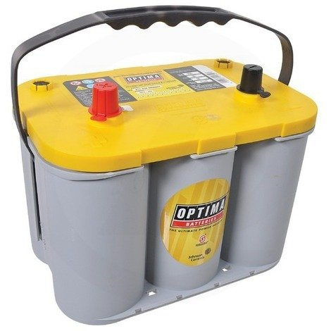 Batterie Optima Yellowtop YTS 4,2 - 12V 55Ah 765A