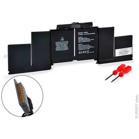 Batterie ordinateur portable 11.36V 8755mAh - A1618