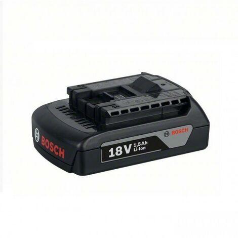 Batterie originale BOSCH 18V 1,5Ah li-ion 2607336803