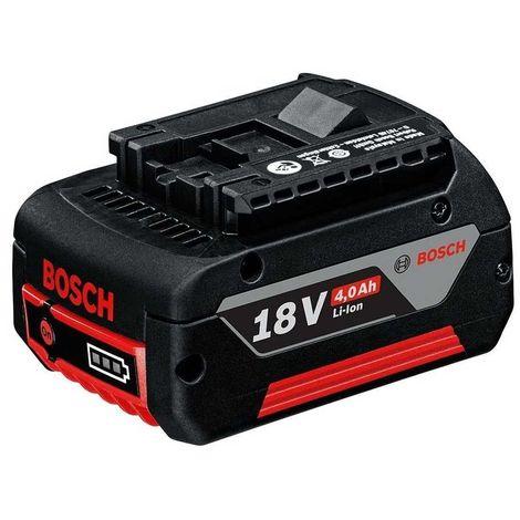 Batterie originale BOSCH GBA 18V 4Ah li-ion 2607336815