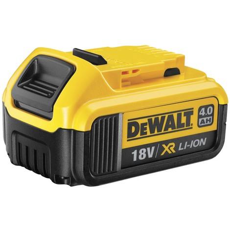 Batterie originale DEWALT XR DCB182 18V 4Ah li-ion