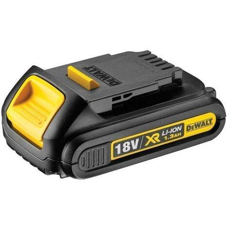 Batterie originale DEWALT XR DCB185 18V 1,3Ah li-ion