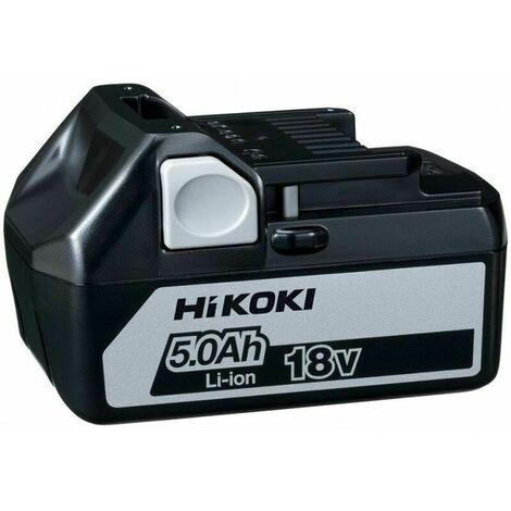 Batterie originale HITACHI HIKOKI BSL1850 18V 5Ah li-ion