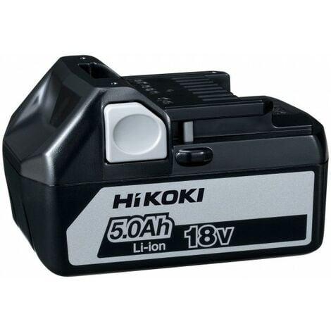 BATTERIE ORIGINALE HITACHI HIKOKI BSL1850 Li-ion 18V 5Ah