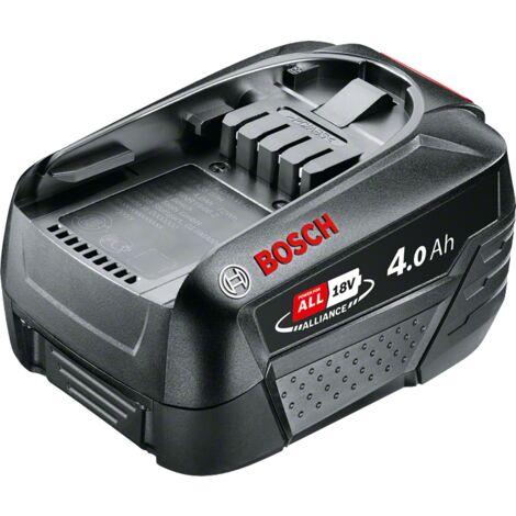 Batterie PBA Bosch - Accessoire pour outil sans-fil (18V 4.0Ah W-C)