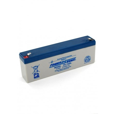 Batterie plomb 12V 2.9Ah Power Sonic PS-1229L