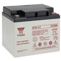 Batterie plomb étanche NP38-12 Yuasa 12V 38ah