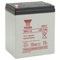Batterie plomb étanche NP4-12 Yuasa 12V 4ah