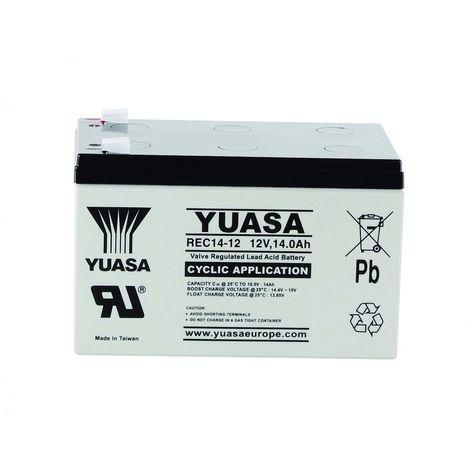 Fit une charge une batterie Clôture électrique 12V 32Ah Numax 2 x batteries et chargeur