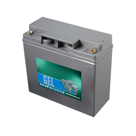 Batterie plomb gel 12V 18Ah M5 DGY12-18EV