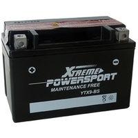 Batterie plomb Moto 12V 8Ah 90A YTX9-BS DIN 508.12
