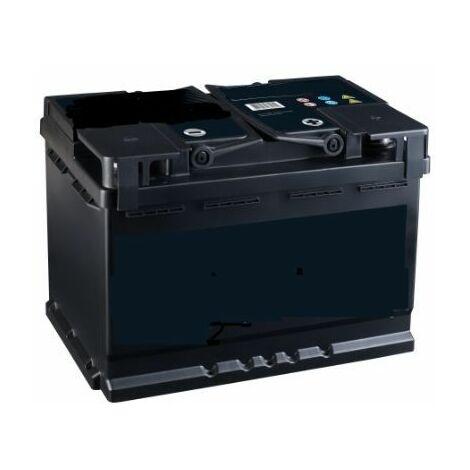 Batterie poids lourd n°9 12V 180Ah TOPCAR