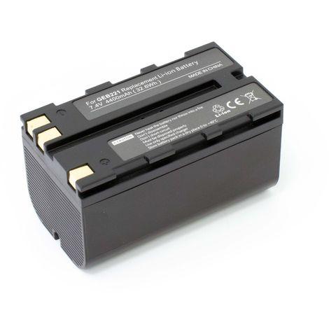 Batterie pour appareil de mesure