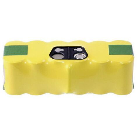 Batterie pour aspirateur 14.4 V 3000 mAh Conrad energy Roomba-500 D ROO500D remplace la batterie d'origine Roomba 500 D 1 pc(s) W29185