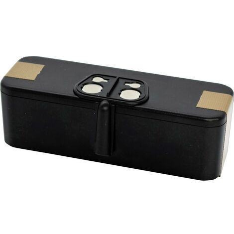 Batterie pour aspirateur 14.4 V 4500 mAh Conrad energy Roomba-500 ROO500LI remplace la batterie dorigine Roomba 500 1 p