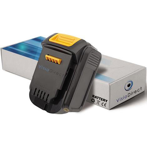 Batterie pour DEWALT DCF835L2 clé à chocs 3000mAh 14.4V