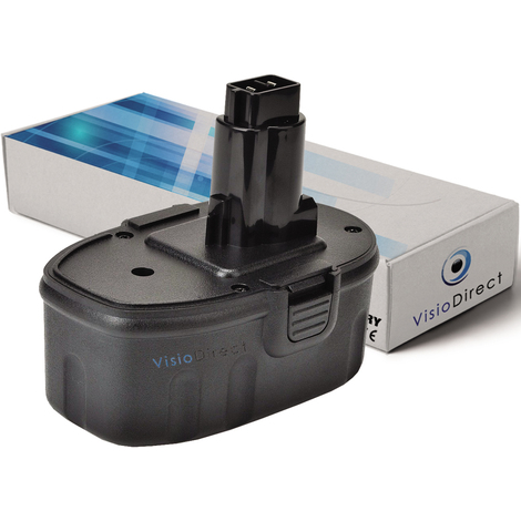 Batterie pour DEWALT DW918 lampe torche 3000mAh 14.4V