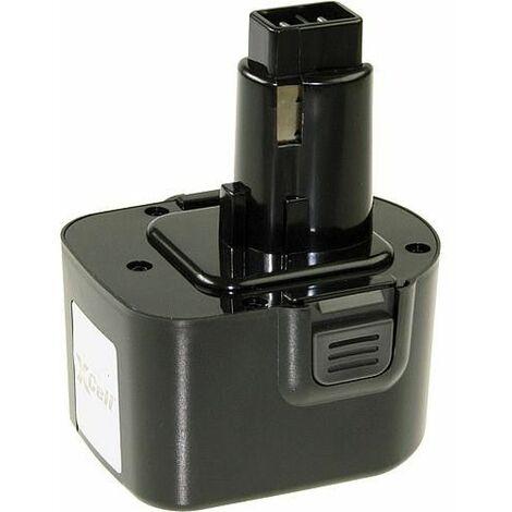 Batterie pour DeWalt Ni-MH 12V /3000mAh
