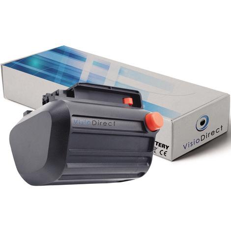 Batterie pour Gardena THS Li-18/42 taille haies télescopique 2500mAh 18V