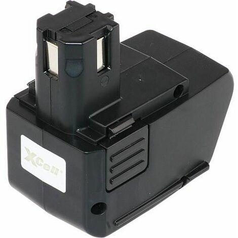 Batterie pour Hilti Ni-MH 9,6V/3000m/Ah 136820