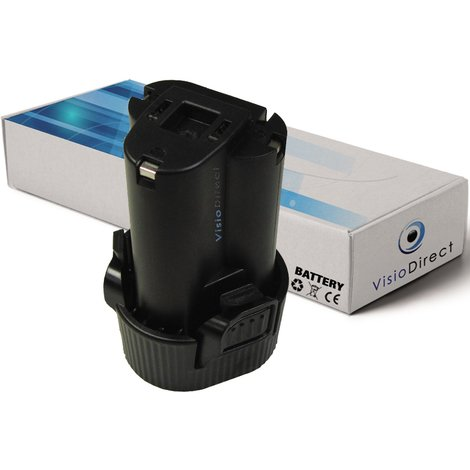 Batterie pour Makita CC300 carrelette sans fil 1500mAh 10.8V