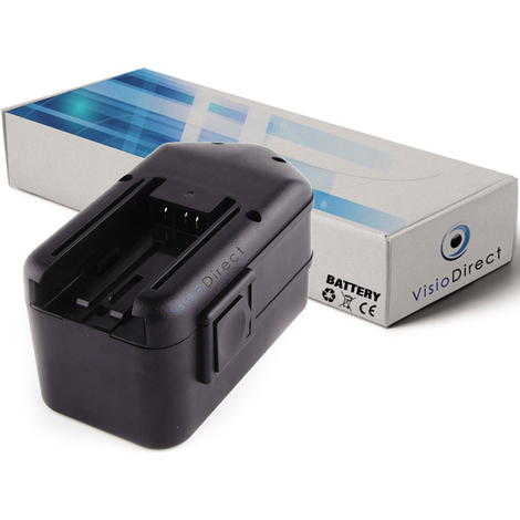 Batterie pour Milwaukee 1109-52 perceuse visseuse 3300mAh 18V